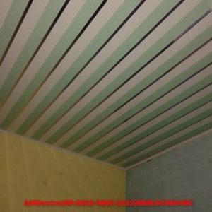 gambar Pekerjaan Plafond PVC kamar tidur