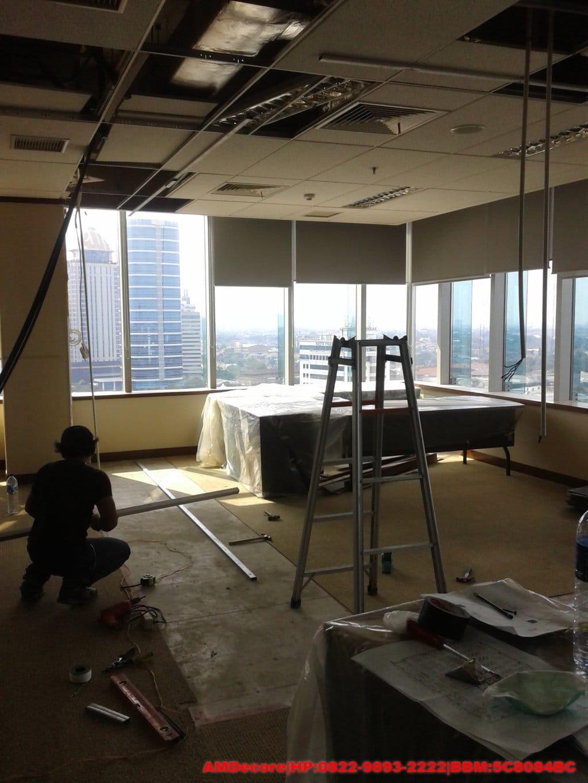 gambar instalasi-kelistrikan-renovasi-interior-kantor-trakindo