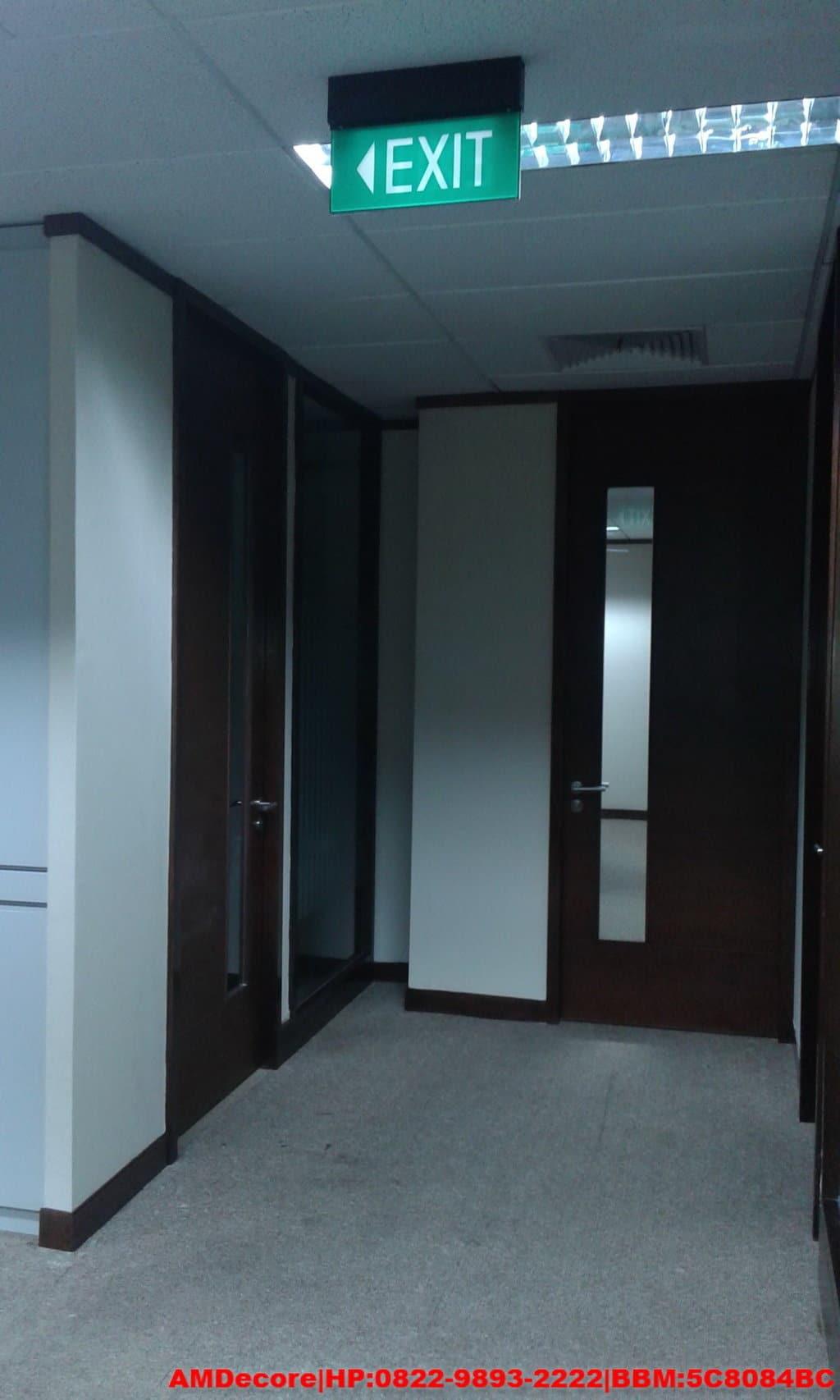 gambar renovasi-interior-koridor-kantor-trakindo