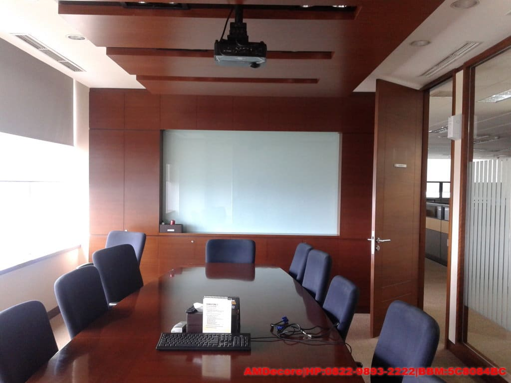 Project Interior Renovasi Kantor Trakindo Cilandak