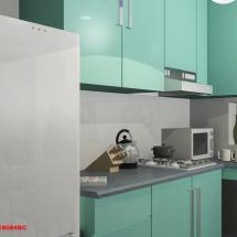 Gambar desain interior Dapur Ibu Dian
