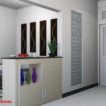 gambar Konsep Interior Dapur Ibu Ani