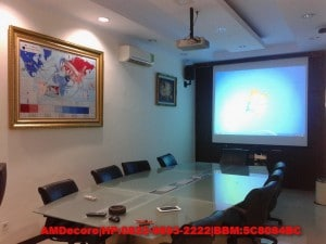 gambar Interior ruangan meeting