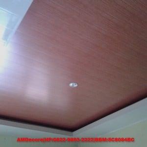 gambar Photo plafond PVC rumah Bapak Baharuddin