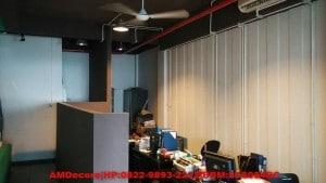 foto hasil pekerjaan ruangan staff